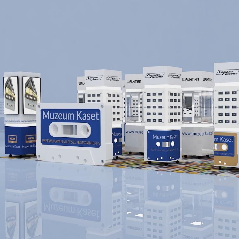 Pomóż rozkręcić Muzeum Kaset