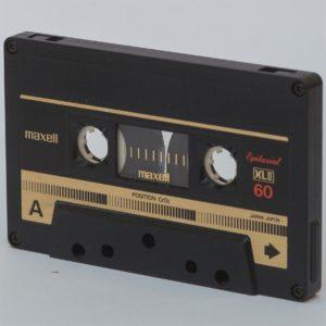 Kaseta chromowa (typ II) – ważny krok w stronę lepszej jakości dźwięku